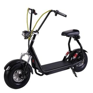 Электросамокат EL-Sport Mini Citycoco с двойным сиденьем (Li-ion 48V/12Ah)
