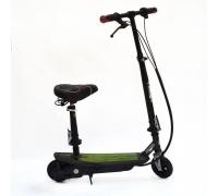 Электросамокат EL-Sport Charger с надувным передним колесом и сиденьем