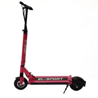 Электросамокат EL-Sport Speedelec minirider с задним амортизатором