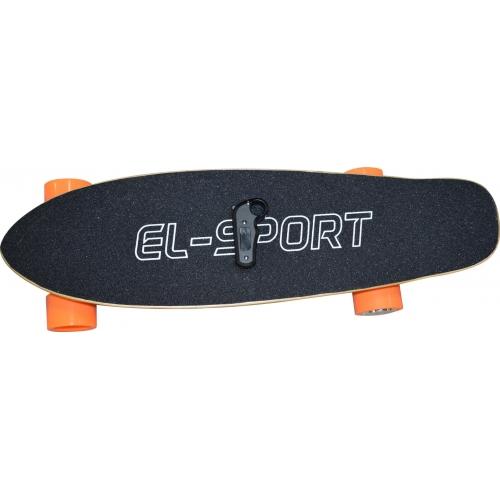 Электроскейт El-Sport E7 (2,2Ah)