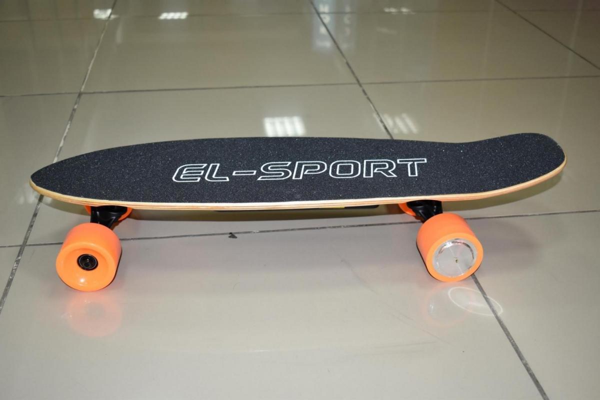 El-Sport E7 – электроскейт фото