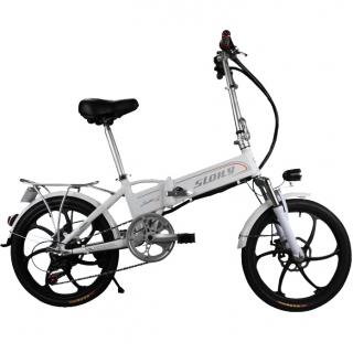 Электровелосипед SLONY (Leikerandi)