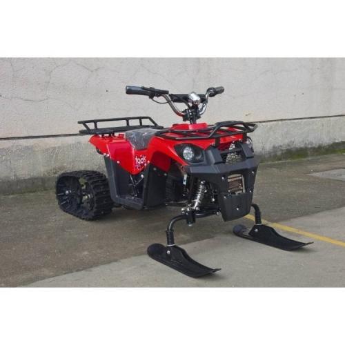 Набор для переделки электроквадроцикла в снегоход