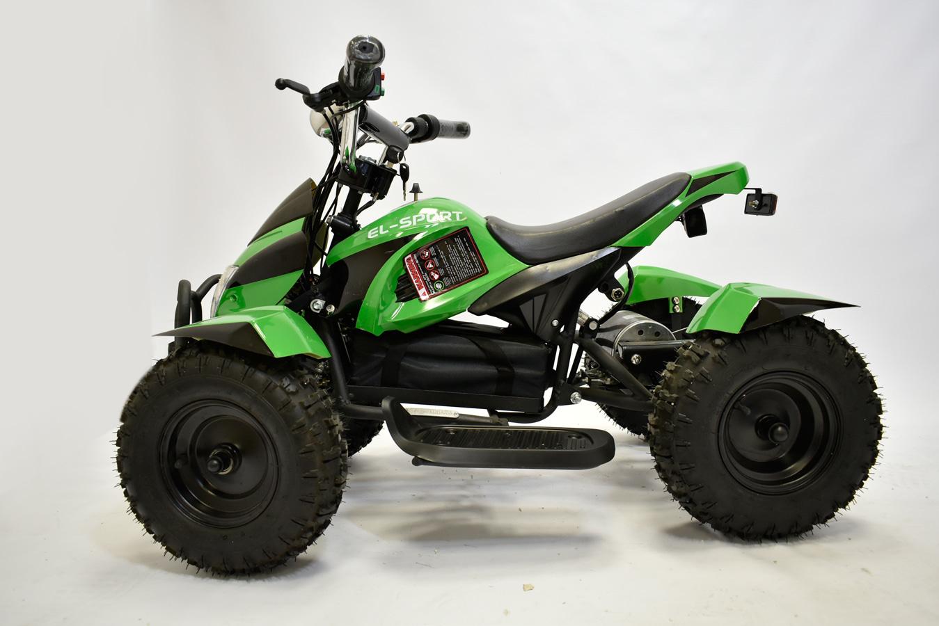 Электроквадроцикл El-sport Junior ATV фото